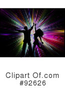 Dancing Clipart #92626 by KJ Pargeter