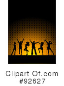 Dancing Clipart #92627 by KJ Pargeter