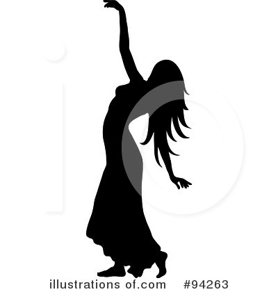 Dancer Clipart #94263 by Pams Clipart