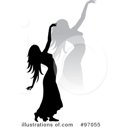 Dancer Clipart #97055 by Pams Clipart