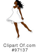 Dancing Clipart #97137 by Pams Clipart