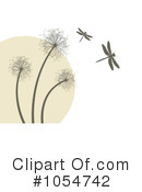 Dandelion Clipart #1054742 by vectorace