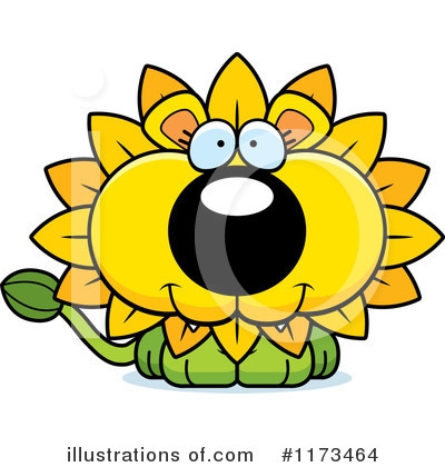 Dandelion Clipart #1173464 by Cory Thoman