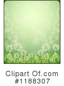 Royalty-Free (RF) Dandelions Clipart Illustration #1188307