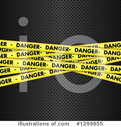 Royalty-Free (RF) Danger Clipart Illustration by KJ Pargeter - Stock Sample #1299655