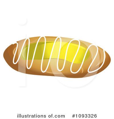 Danish Pastry Clipart