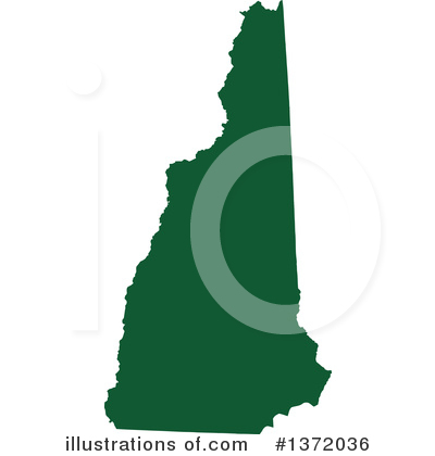 Dark Green State Clipart #1372036 by Jamers