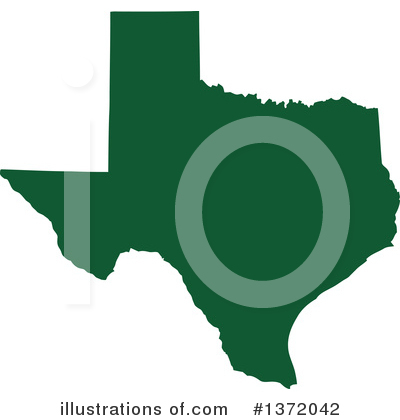 Dark Green State Clipart #1372042 by Jamers