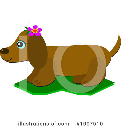 Dog Clipart #1097510 by bpearth