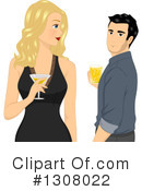 Dating Clipart #1308022 by BNP Design Studio