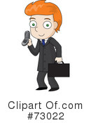 Royalty-Free (RF) david boy Clipart Illustration #73022
