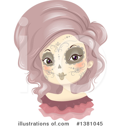 Makeup Clipart #1381045 by BNP Design Studio