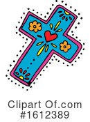 Day Of The Dead Clipart #1612389 by Cherie Reve