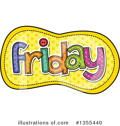 Day Of The Week Clipart #1355440 by Prawny