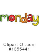Day Of The Week Clipart #1355441
