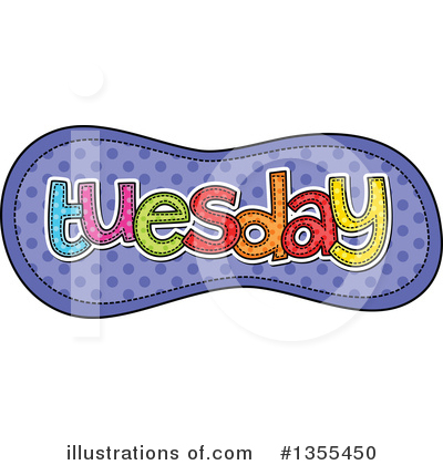 Day Of The Week Clipart #1355450 by Prawny