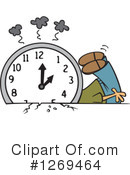 Daylight Savings Clipart #1269464 by toonaday
