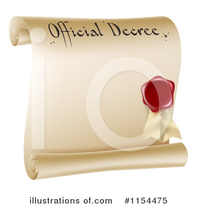 Wax Seal Clipart #1154475 by AtStockIllustration