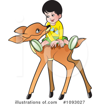 Boy Clipart #1093027 by Lal Perera