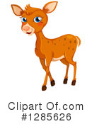 Deer Clipart #1285626 by Graphics RF