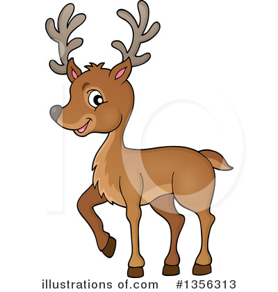 Buck Clipart #1356313 by visekart