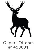 Deer Clipart #1458031 by Vector Tradition SM
