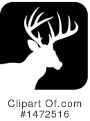 Deer Clipart #1472516 by Lal Perera
