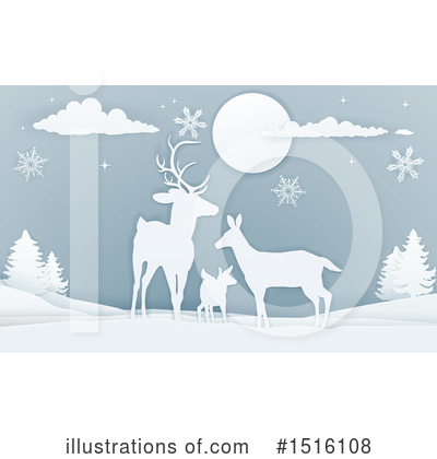 Snowflake Clipart #1516108 by AtStockIllustration