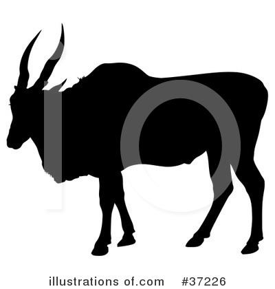 Antelope Clipart #37226 by dero