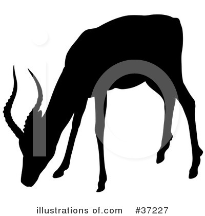 Antelope Clipart #37227 by dero