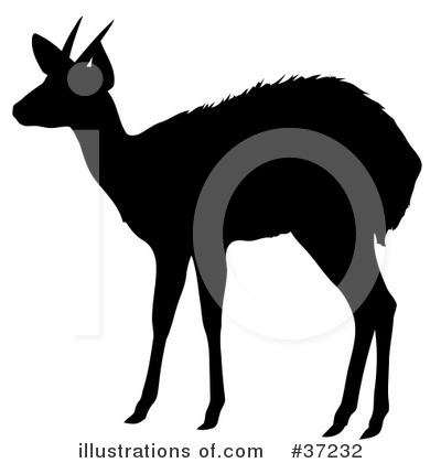 Antelope Clipart #37232 by dero