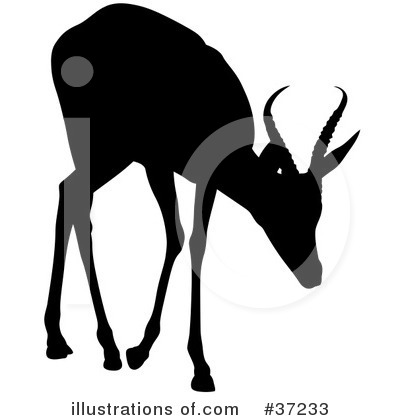 Antelope Clipart #37233 by dero