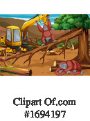 Deforestation Clipart #1694197 by Graphics RF