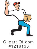 Delivery Clipart #1218136