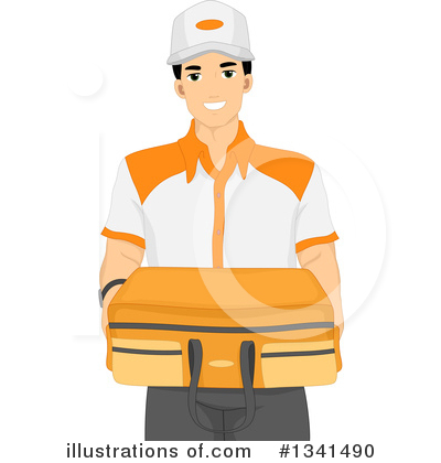 Worker Clipart #1341490 by BNP Design Studio