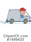 Delivery Clipart #1499433