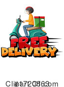 Delivery Clipart #1720863 by Graphics RF