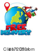Delivery Clipart #1720864 by Graphics RF