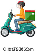 Delivery Clipart #1720865 by Graphics RF