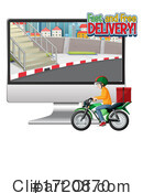 Delivery Clipart #1720870 by Graphics RF