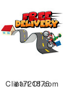 Delivery Clipart #1721876 by Graphics RF