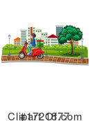 Delivery Clipart #1721877 by Graphics RF