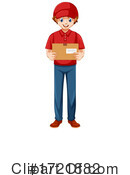 Delivery Clipart #1721882 by Graphics RF