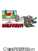 Delivery Clipart #1722055 by Graphics RF