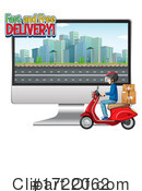 Delivery Clipart #1722062 by Graphics RF