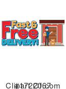 Delivery Clipart #1722067 by Graphics RF
