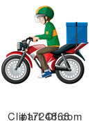 Delivery Clipart #1724868 by Graphics RF