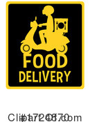 Delivery Clipart #1724870 by Graphics RF