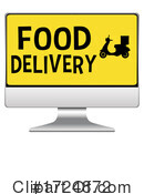 Delivery Clipart #1724872 by Graphics RF