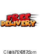Delivery Clipart #1724875 by Graphics RF